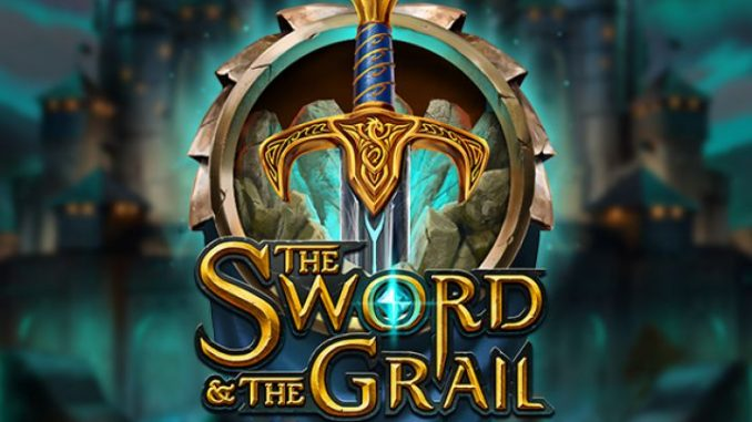 The Sword and The Grail slot machine